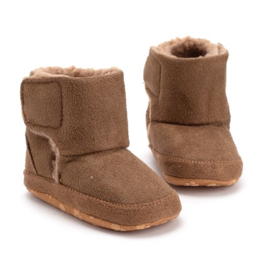 Winter Velcro Boots