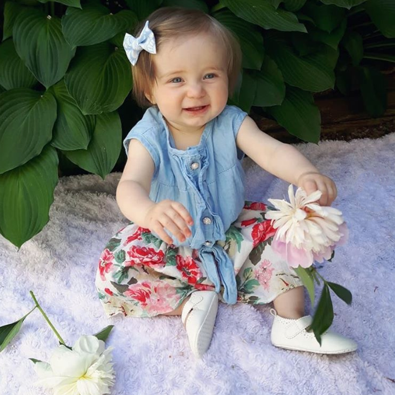 Girls 'Summer Flowers' Dress