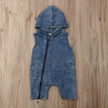 Denim Summer Romper