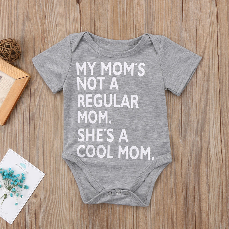 'Cool Mom' Onesie