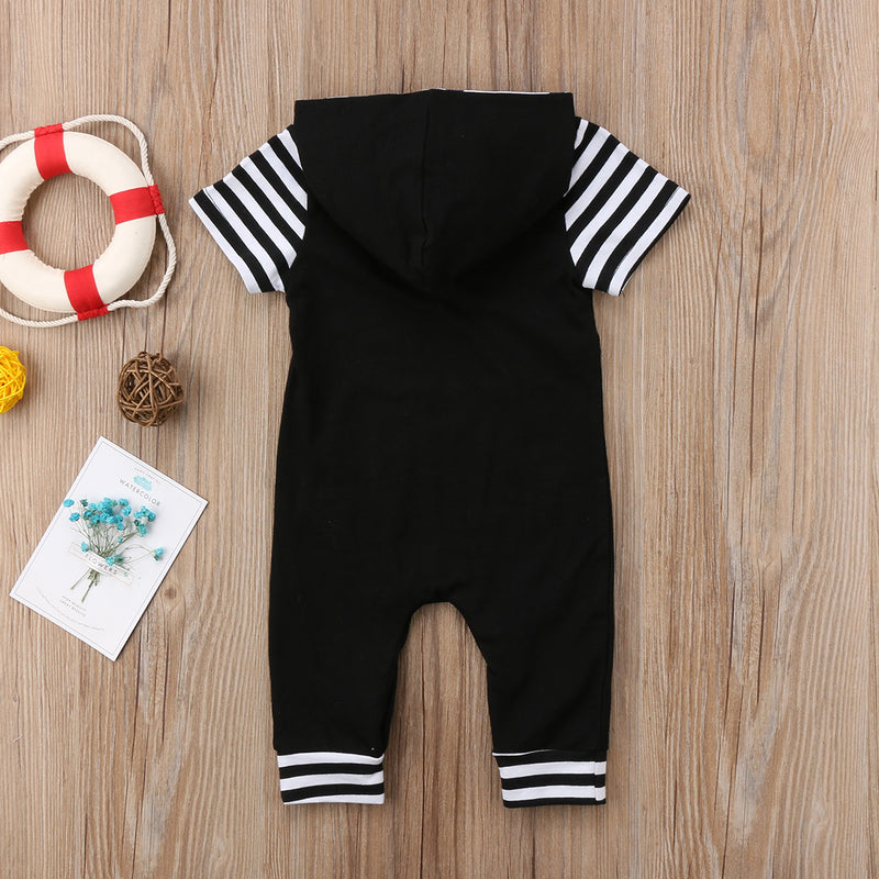 Hooded 'Frenchie' Jumpsuit