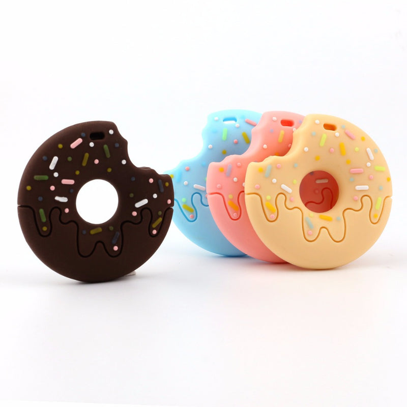Donut Silicone Teether