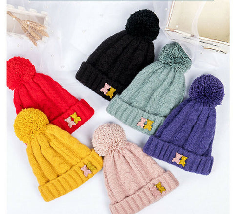 'Little Bears' Winter Beanie
