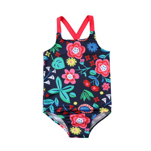 Flower Swimsuit