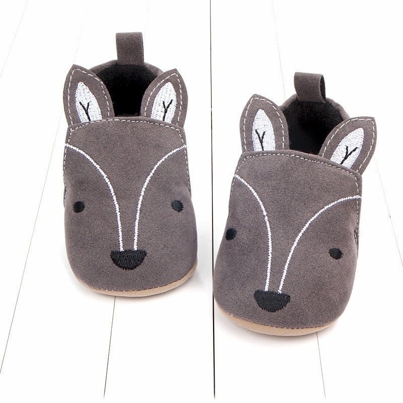 'Fox' Baby Shoes