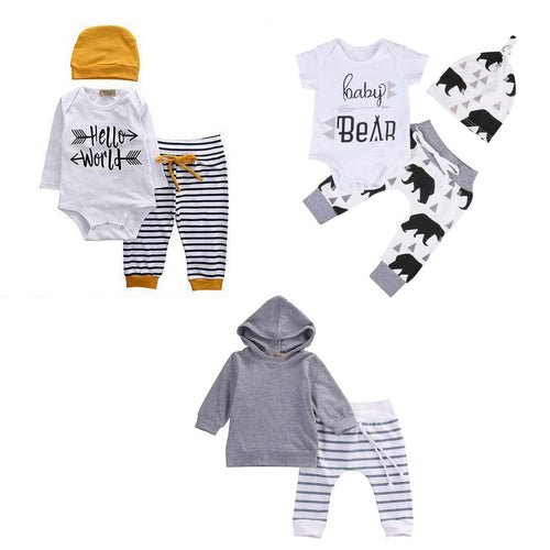 Bestseller Bundle - Short Sleeved Baby Bear