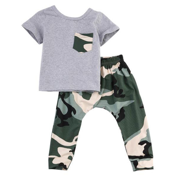 'Camouflage' Outfit