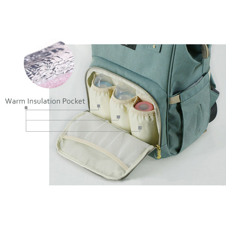 Baby Multifunctional Travel Bag