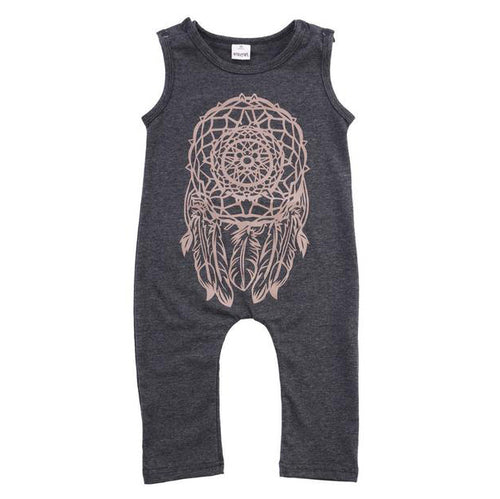 Dream Catcher Girls Jumpsuit