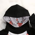 2 Piece 'Fox' Hoody Outfit