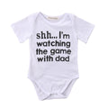 'I'm Watching the Game' Onesie