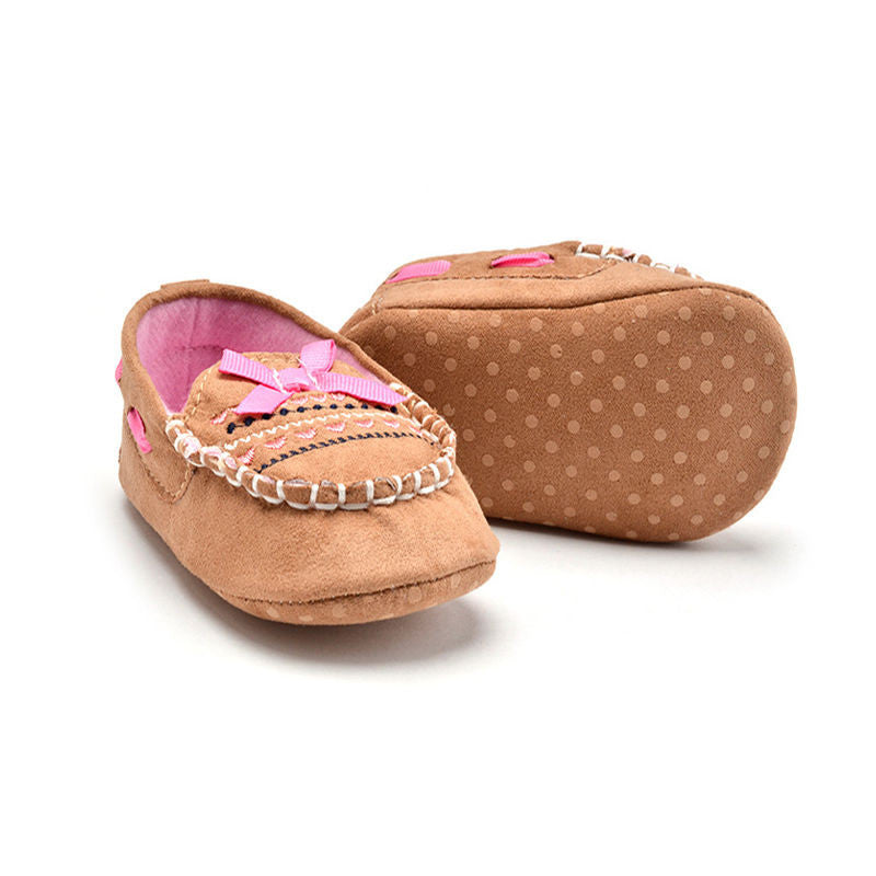 Baby Girls Moccasins