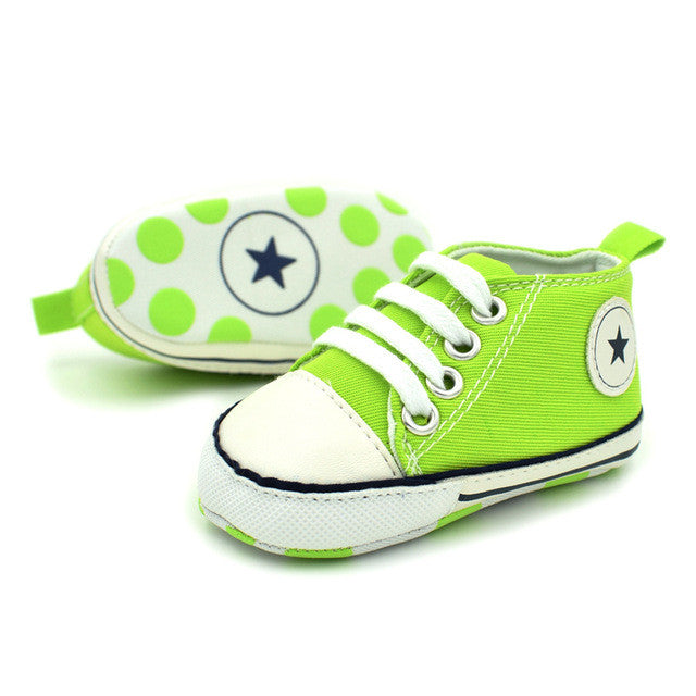 Baby Canvas Shoes – TenBazaars