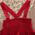 Big Red Bow Dress
