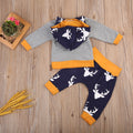 2 piece 'Autumn Deer' Hoody Outfit