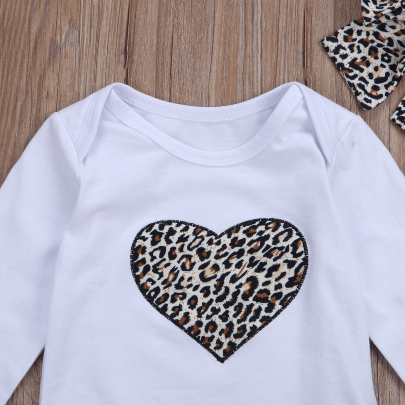 3 piece 'Wild Heart' Outfit