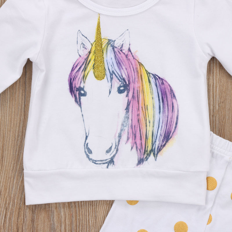 3 piece 'Magical Unicorn' Outfit