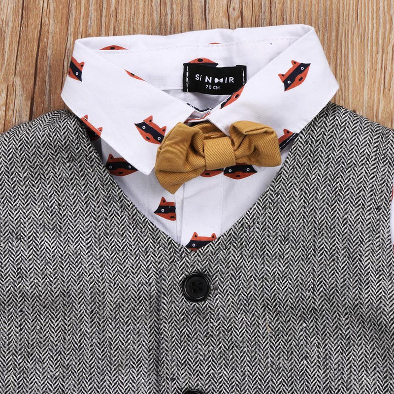 3 piece 'Stylish Gentleman' Outfit