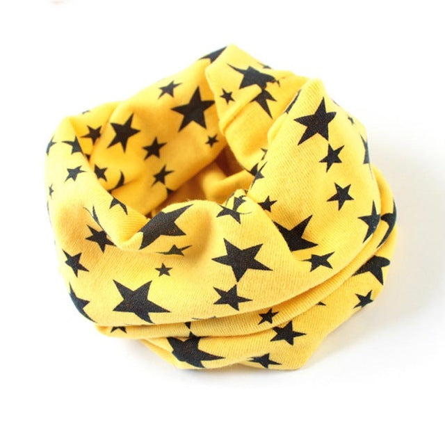 Twinkling Star Loop Scarf
