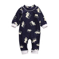 'Baby Moose' Jumpsuit