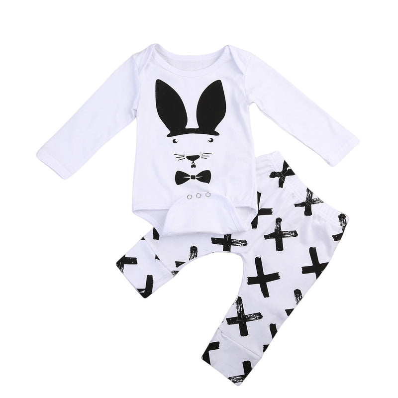 2 piece 'Bunny Rabbit' Outfit