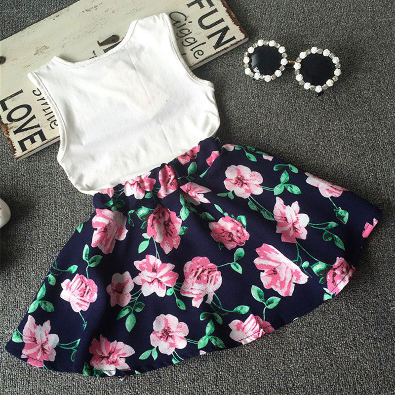 2 Piece 'Summer Love' Outfit