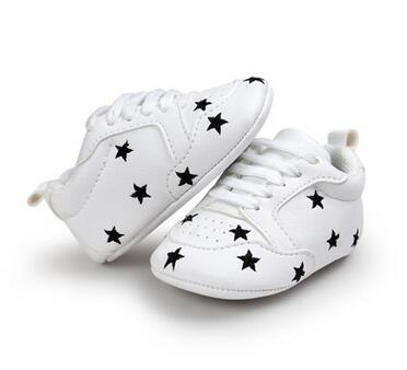 White 'Star' Sneakers