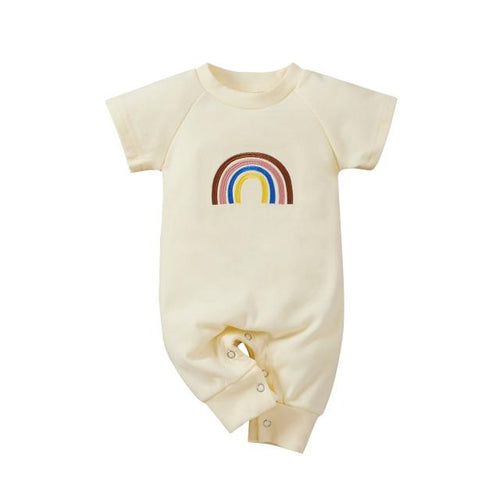 RAINBOW Shortsleeve Jumpsuit