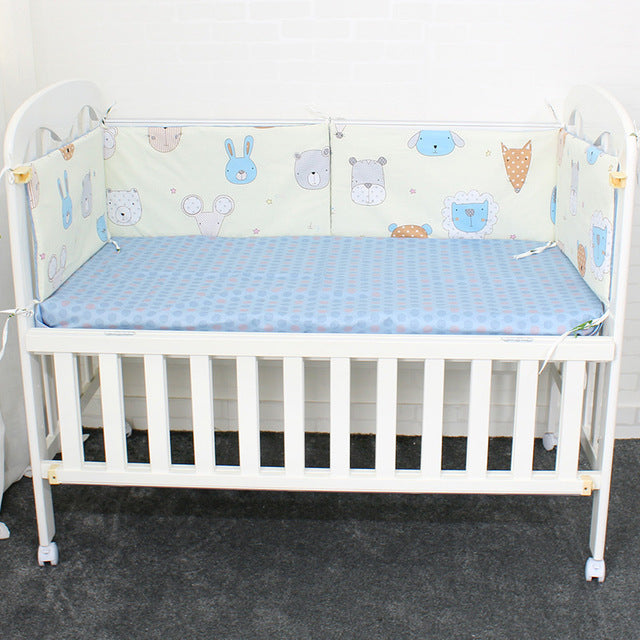 Baby Crib Bumper - Short