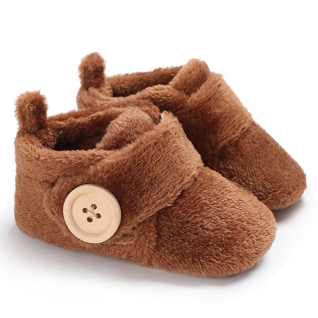 Fluffy Fleece Shoes