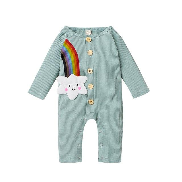 RAINBOW STAR Jumpsuit