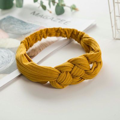 'Penelope' Braided Headband