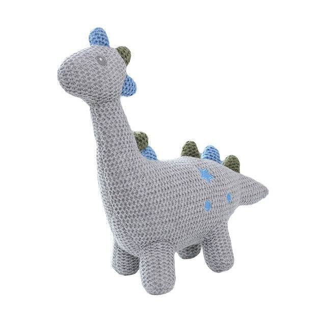 Knitted Stuffed Animal