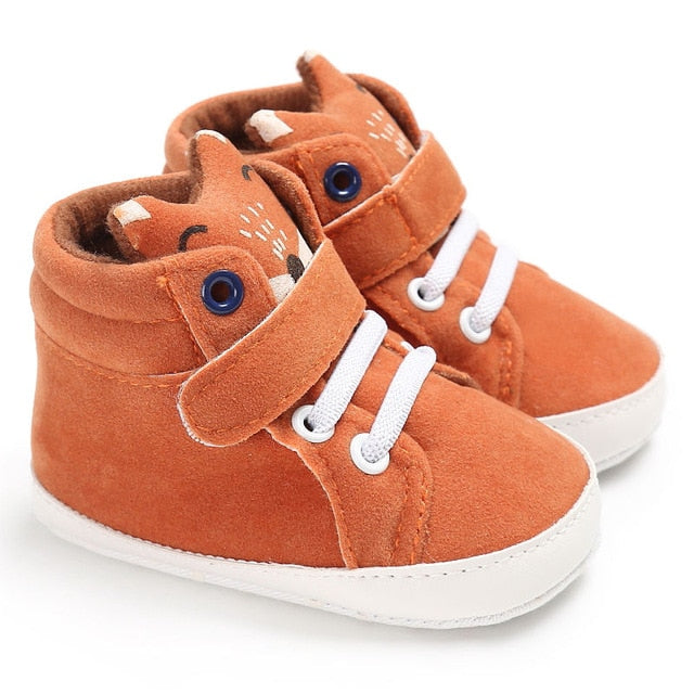 'Foxy Baby' Ankle Sneakers