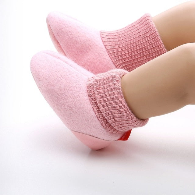 Cozy Sock Shoes