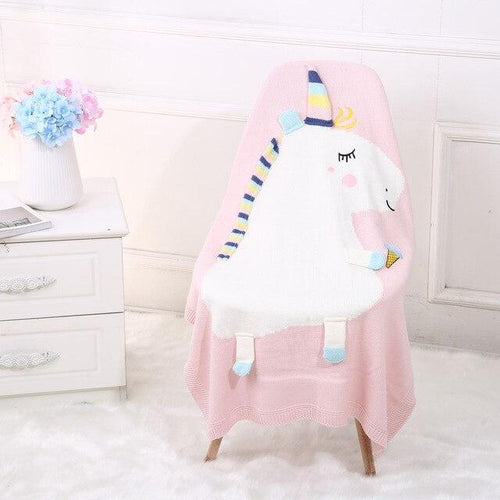 'Unicorn' Blanket