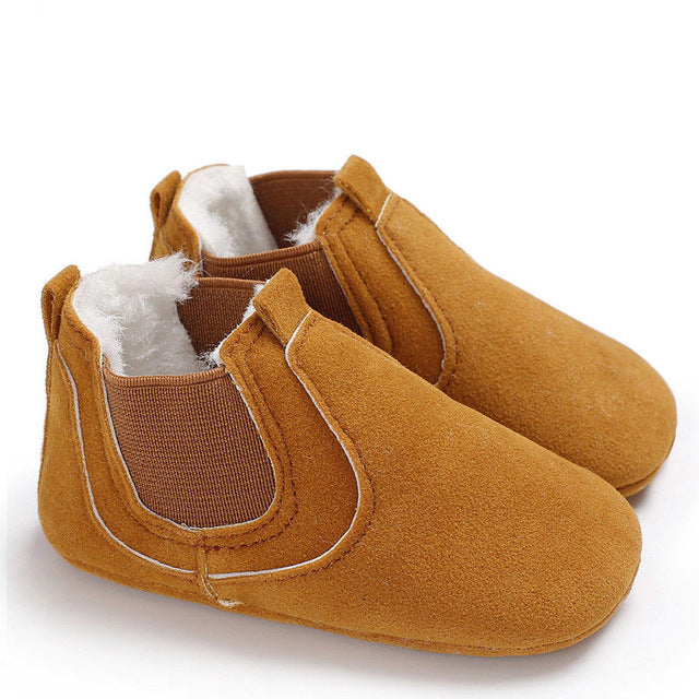 Slip-on Winter Shoes