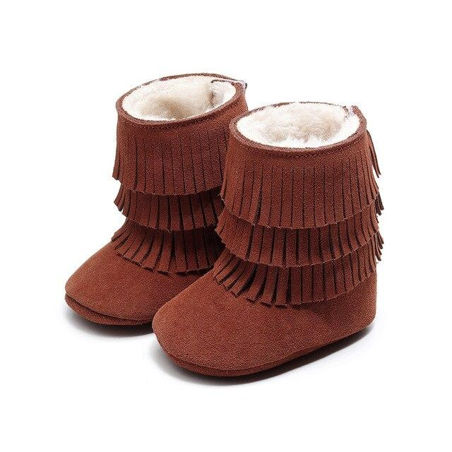 'Tassel' Winter Boot