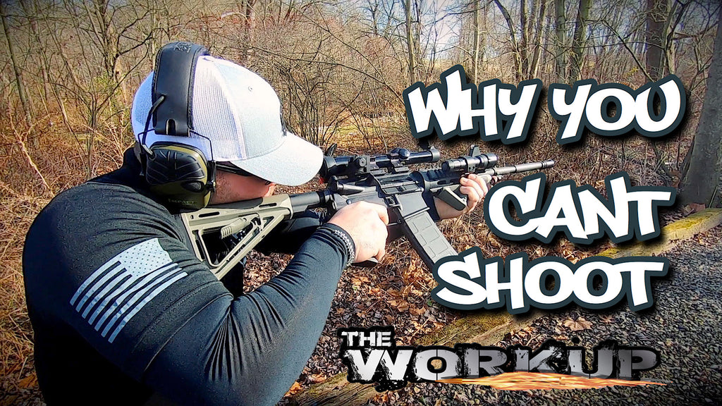 Using Backup sights and Canted sights