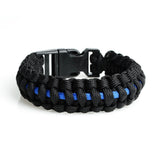 Back The Blue Paracord