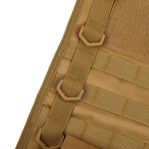 Hanging Tactical Molle Bags - Black