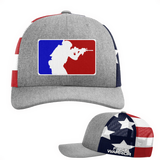 Official Warrior League Flag Snapback