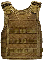 MOLLE Tactical Koozie TAN