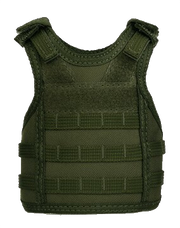 MOLLE Tactical Koozie GREEN