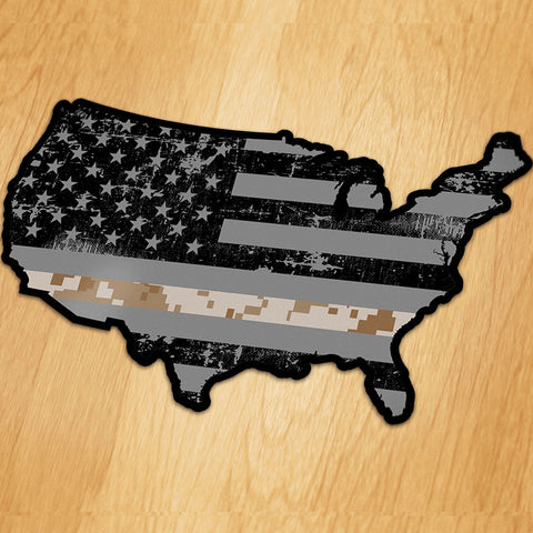 USA Defenders Decal