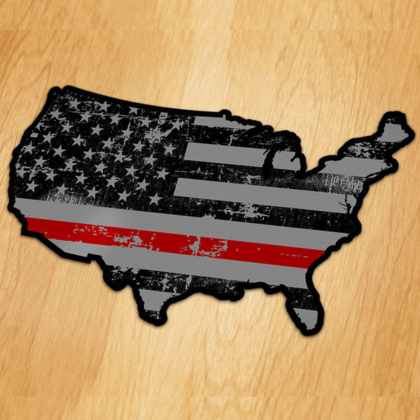 USA Responders Decal