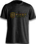 1W Splash Series Shirt - Gold