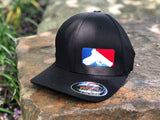 First Warrior Freedom League Black Flexfit Hat