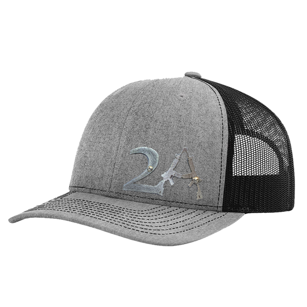 2A Signature Series - Black/Gray