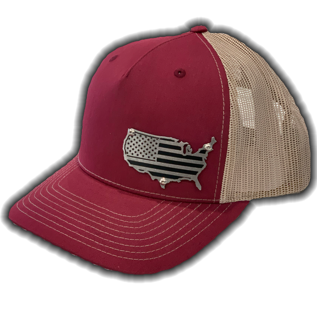 USA Signature Series - RED/TAN